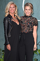 """Cici Coleman and Laura Tott (First Dates)<br /> arriving for the """"Mother!"""" premiere at the Odeon Leicester Square, London<br /> <br /> <br /> ©Ash Knotek  D3305  06/09/2017"""