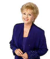 """THESE OLD BROADS -- Four of Hollywood's most legendary stars -- Shirley MacLaine, Debbie Reynolds, Joan Collins and Elizabeth Taylor -- will star in """"These Old Broads,"""" a two-hour comedy written by Carrie Fisher (""""Postcards From the Edge) and Elaine Pope (""""Seinfeld""""). DEBBIE REYNOLDS #"""