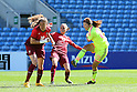 Football/Soccer: Algarve Women's Football Cup 2015 Group C: Portugal 0-3 Japan