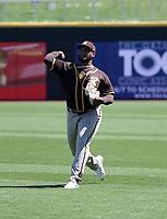 Jordan Guerrero - San Diego Padres 2021 spring training (Bill Mitchell)