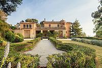 """Le Domaine du Rayol:<br /> villa """"le Rayollet"""" (1925)"""