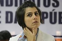17.07.2018 - Manuela D'Ávila participa de palestra na Força Sindical em SP