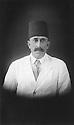Iraq 1925 ?  <br /> Portrait of Ahmad Othman known also as Ahmad Effendi   <br /> Irak 1925? <br /> Portrait de Ahmad Othman connu aussi sous le nom de Ahmad Effendi