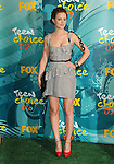 Leighton Meester at The Fox 2009 Teen Choice Awards held at Universal Ampitheatre  in Universal City, California on August 09,2009                                                                                      Copyright 2009 DVS / RockinExposures