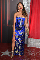 Kassius Nelson<br /> at the British Soap Awards 2017 held at The Lowry Theatre, Manchester. <br /> <br /> <br /> ©Ash Knotek  D3272  03/06/2017