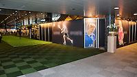 09-02-14, Netherlands,Rotterdam,Ahoy, ABNAMROWTT, VIP Lounge<br /> Photo:Tennisimages/Henk Koster