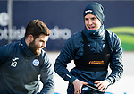 St Johnstone Training…22.12.17<br />Graham Cummins pictured during training this morning at McDiarmid Park.<br />Picture by Graeme Hart.<br />Copyright Perthshire Picture Agency<br />Tel: 01738 623350  Mobile: 07990 594431