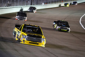 NASCAR Camping World Truck Series<br /> Ford EcoBoost 200<br /> Homestead-Miami Speedway, Homestead, FL USA<br /> Friday 17 November 2017<br /> Grant Enfinger, Champion Power Equipment Toyota Tundra<br /> World Copyright: Michael L. Levitt<br /> LAT Images