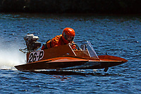 26-P       (Outboard Hydroplanes)