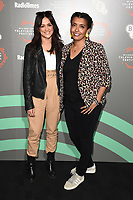 """Amy Leigh-Hickman and Sunetra Sarker<br /> at the """"Ackley Bridge"""" photocall as part of the BFI & Radio Times Television Festival 2019 at BFI Southbank, London<br /> <br /> ©Ash Knotek  D3494  12/04/2019"""