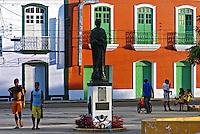 Casaroes de arquitetura colonial em Santarem. Para.2008. Foto de Caio Vilela.