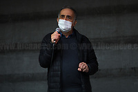 Stefano Galieni (Rifondazione Comunista - political party).<br />