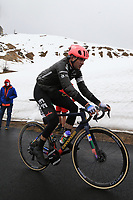24th May 2021, Giau Pass, Italy; Giro d'Italia, Tour of Italy, route stage 16, Sacile to Cortina d'Ampezzo ; 103 CARR Simon GBR