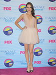 Troian Bellisario at FOX's 2012 Teen Choice Awards held at The Gibson Ampitheatre in Universal City, California on July 22,2012                                                                               © 2012 Hollywood Press Agency