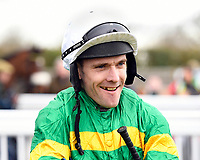 Jockey Tom Scudamore during Horse Racing at Plumpton Racecourse on 10th February 2020