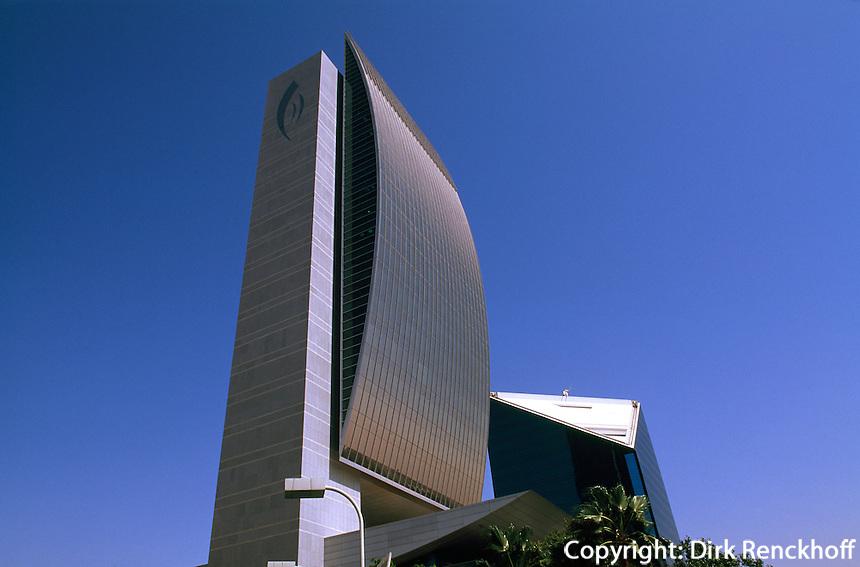 National Bank of Dubai und Chamber of Commerce and Industry, Dubai, Vereinigte arabische Emirate (VAE, UAE)