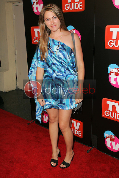 Abi Ferrin<br />at the TV Guide and Inside TV Emmy Awards After Party. Hollywood Roosevelt Hotel, Hollywood, CA 09-18-05<br />Dave Edwards/DailyCeleb.Com 818-249-4998