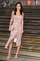 """Lucy Watson<br /> arriving for the world premiere of """"Our Planet"""" at the Natural History Museum, London<br /> <br /> ©Ash Knotek  D3491  04/04/2019"""