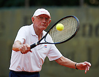 24-8-07, Velp, Tennis, Nationale  Veteranen Tennis Kampioenschappen 2007, Cees Marre