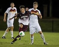 Winthrop University vs. College of Charleston, October 2, 2013