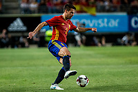 Cesar Azpilicueta of Spain during the friendly match between Spain and Colombia at Nueva Condomina Stadium in Murcia, jun 07, 2017. Spain. (ALTERPHOTOS/Rodrigo Jimenez) (NortePhoto.com) (NortePhoto.com)