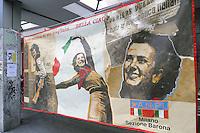 - Milano, quartiere Barona, piazza Donne Partigiane....-  Milan, Barona district, square Partisan Women