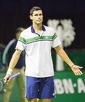 11-02-13, Tennis, Rotterdam, ABNAMROWTT, Jerzy Janowicz
