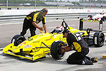 April 11, 2015:  Scenes during the Indy Grand Prix of Louisiana at NOLA Motor Speedway in New Orleans, LA. Steve Dalmado/ESW/CSM