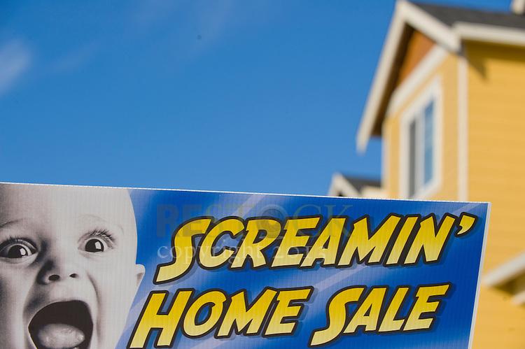 Screamin' Home Sale