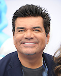 George Lopez at The Columbia Pictures and Sony Pictures Animation L.A. Premiere of The Smurfs 2 held at The Regency Village Theatre in Westwood, California on July 28,2013                                                                   Copyright 2013 Hollywood Press Agency