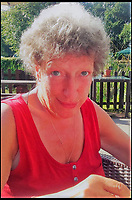 BNPS.co.uk (01202 558833)<br /> Pic:  KitThurman/BNPS<br /> <br /> Elena Lindsay Struthers-Gardner from Poole.<br /> <br /> A retired jockey died when she fell onto an eco-friendly metal drinking straw which impaled her eye, an inquest heard today.<br /> <br /> Elena Lindsay Struthers-Gardner, 60, suffered horrific brain injuries in the freak accident at her home in Broadstone, Poole, Dorset.<br /> <br /> She was carrying a mason-jar style drinking glass with a screw-top lid in her kitchen when she collapsed, with the 10ins stainless steel straw entering her left eye socket and piercing her brain.<br /> <br /> Today a coroner, prompted by the family, said metal drinking straws sould never be used with a lid that fixes them in place, and 'great care should be taken' while using them.