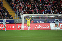 Dimo Wache (FSV Mainz 05) jubelt