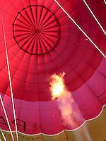 Hot Air Balloon + Parachuting
