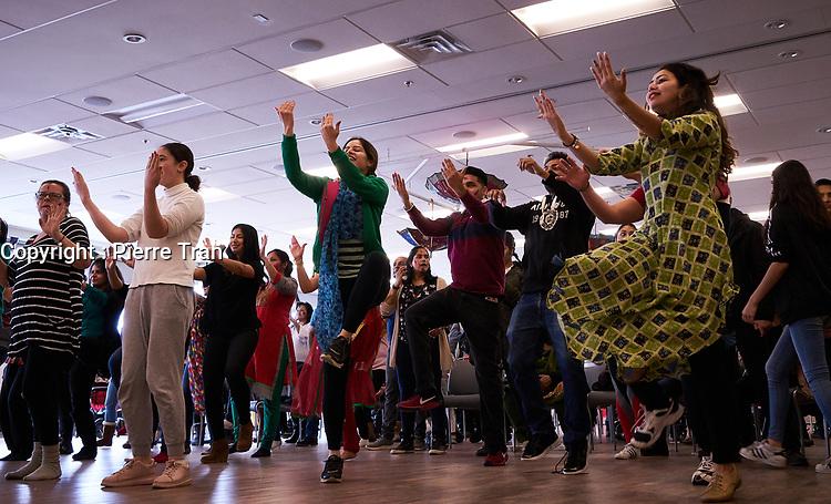 Holinai<br />  2019<br /> <br /> Photo: Agence Quebec Presse - Pierre Tran