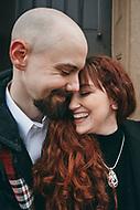 Jennifer & Devin Engagement
