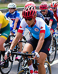 Nicole Clermont, Rio 2016 - Para Cycling // Paracyclisme.<br /> Team Canada competes in the Women's Cycling Road C4-5 Race // Équipe Canada participent à la course cycliste féminine C4-5 sur route. 17/09/2016.