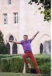 HYDRE<br /> <br /> Choregraphie : Yuval Pick<br /> Danseurs : Julie Charbonnier, Madoka Kobayashi, Thibault Desaules, Adrien Martins, Guillaume Zimmermann<br /> Lieu : Fondation Royaumont<br /> Date : 16/09/2017