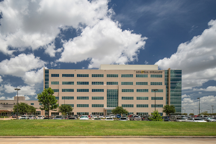 Memorial Hermann Katy East Tower   FKP Architects