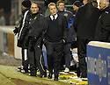 14/12/2010   Copyright  Pic : James Stewart.sct_jsp020_motherwell_v_hearts  .::  AN UNHAPPY JOHN BOYLE MAKES HIS WAY DOWN TO THE SIDE OF THE DUG OUT AFTER STEVE JENNINGS IS SENT OFF ::.James Stewart Photography 19 Carronlea Drive, Falkirk. FK2 8DN      Vat Reg No. 607 6932 25.Telephone      : +44 (0)1324 570291 .Mobile              : +44 (0)7721 416997.E-mail  :  jim@jspa.co.uk.If you require further information then contact Jim Stewart on any of the numbers above.........