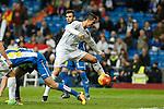 Real Madrid´s Cristiano Ronaldo during 2015/16 La Liga match between Real Madrid and Espanyol at Santiago Bernabeu stadium in Madrid, Spain. January 31, 2016. (ALTERPHOTOS/Victor Blanco)