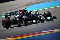 #77 Valteri Bottas; Mercedes AMG Team F1. Formula 1 World championship 2021, Austrian GP July 3rd 2021<br /> Photo Federico Basile / Insidefoto