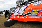 Feb 04, 2010; 3:42:55 PM; Gibsonton, FL., USA; The Lucas Oil Dirt Late Model Racing Series running The 34th Annual Dart WinterNationals at East Bay Raceway Park.  Mandatory Credit: (thesportswire.net)