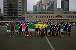 USRC vs HKFC Masters during their Masters Tournament match, part of the HKFC Citi Soccer Sevens 2017 on 26 May 2017 at the Hong Kong Football Club, Hong Kong, China. Photo by Chris Wong / Power Sport Images