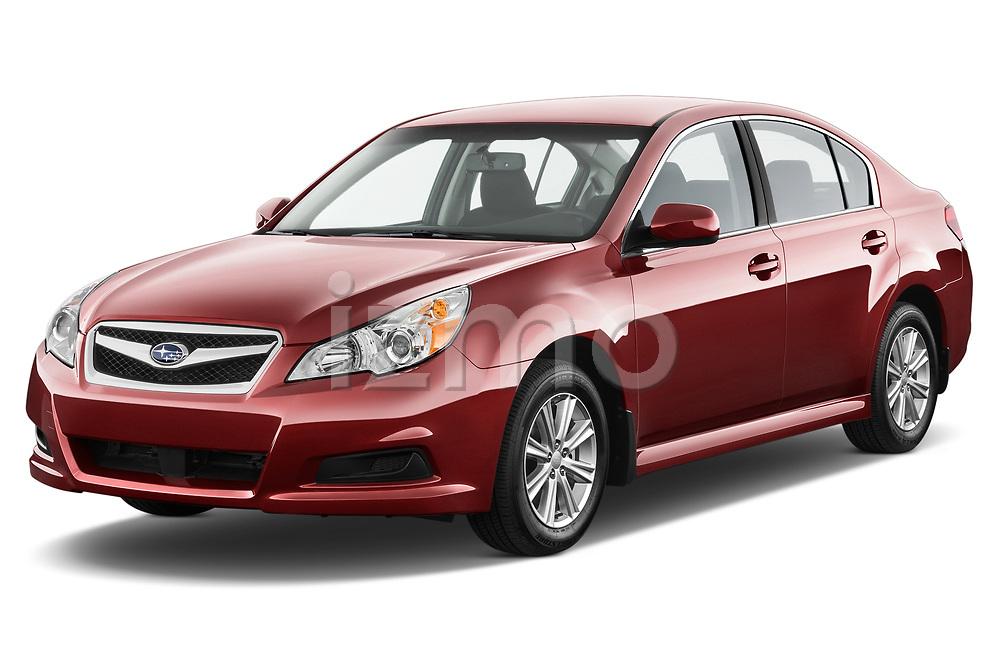 2011 Subaru Legacy 2.5I 4 Door Sedan