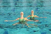 15 November 2006: Elizabeth Anne Markman and Samantha Bongiovanni-Duclos.
