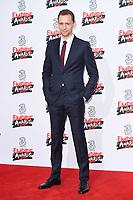 Tom Hiddlestone<br /> arriving for the Empire Film Awards 2017 at The Roundhouse, Camden, London.<br /> <br /> <br /> ©Ash Knotek  D3243  19/03/2017