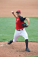 Team USA pitcher Mark Appel (26) in action during the MLB All-Star Futures Game on July 12, 2015 at Great American Ball Park in Cincinnati, Ohio.  (Mike Janes/Four Seam Images)
