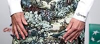 L'attrice statunitense Sigourney Weaver posa durante un photocall al Festival Internazionale del Film di Roma, 24 ottobre 2018.<br /> US actress Sigourney Weaver poses for a photocall during the international Rome Film Festival at Rome's Auditorium, on October 24, 2018.<br /> UPDATE IMAGES PRESS/Isabella Bonotto
