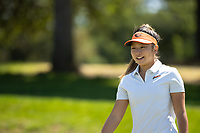 STANFORD, CA - APRIL 23: Mari Nishiura at Stanford Golf Course on April 23, 2021 in Stanford, California.