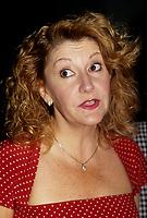Louise Deschatelets<br /> entre 1991 et 1995 <br /> (date exacte inconnue)<br /> <br /> <br /> PHOTO D'ARCHIVE : Agence Quebec Presse
